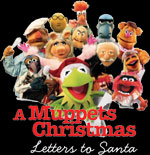 KermiClown's Muppet Videos: Christmas with The Muppets A Muppets Christmas Letters To Santa