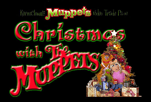 christmas with the muppets